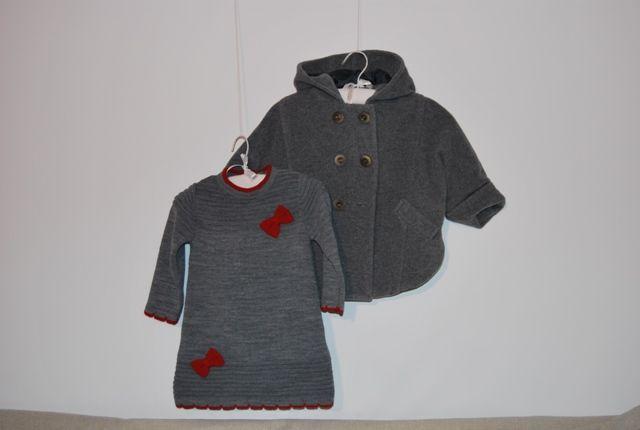 Vestido gris con lazos: Catálogo de Ste Odile Decoración