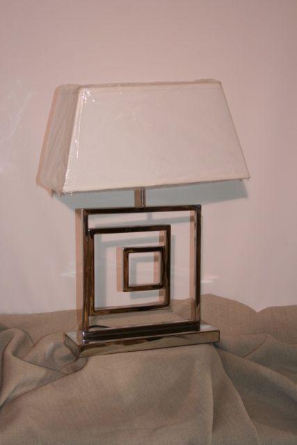 Lámpara sobremesa geométrica 2171133: Catálogo de Ste Odile Decoración