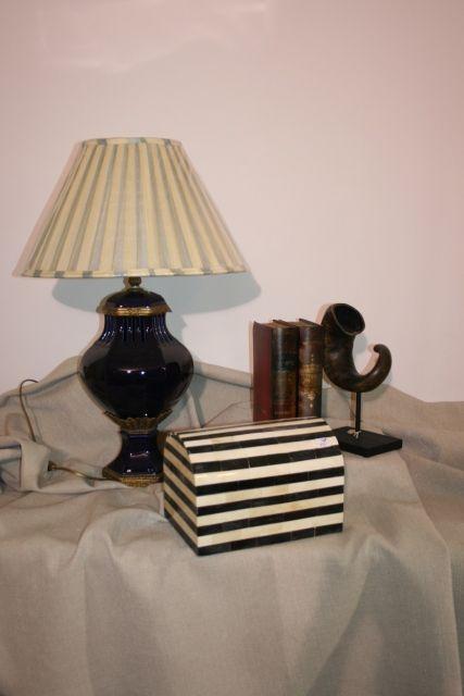 Lámpara cobalto: Catálogo de Ste Odile Decoración
