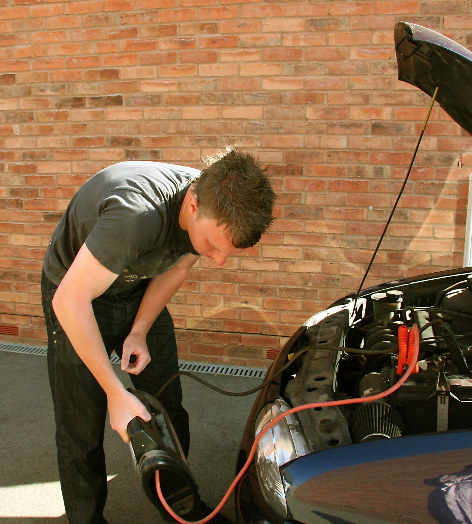 Diagnóstico y reparación de vehículos