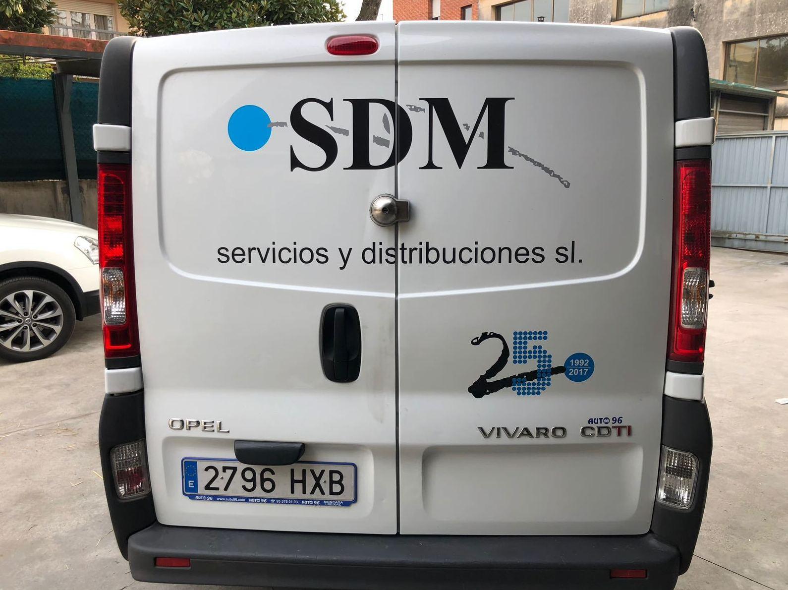 Foto 7 de Mensajería en Sant Celoni | Illa Transports