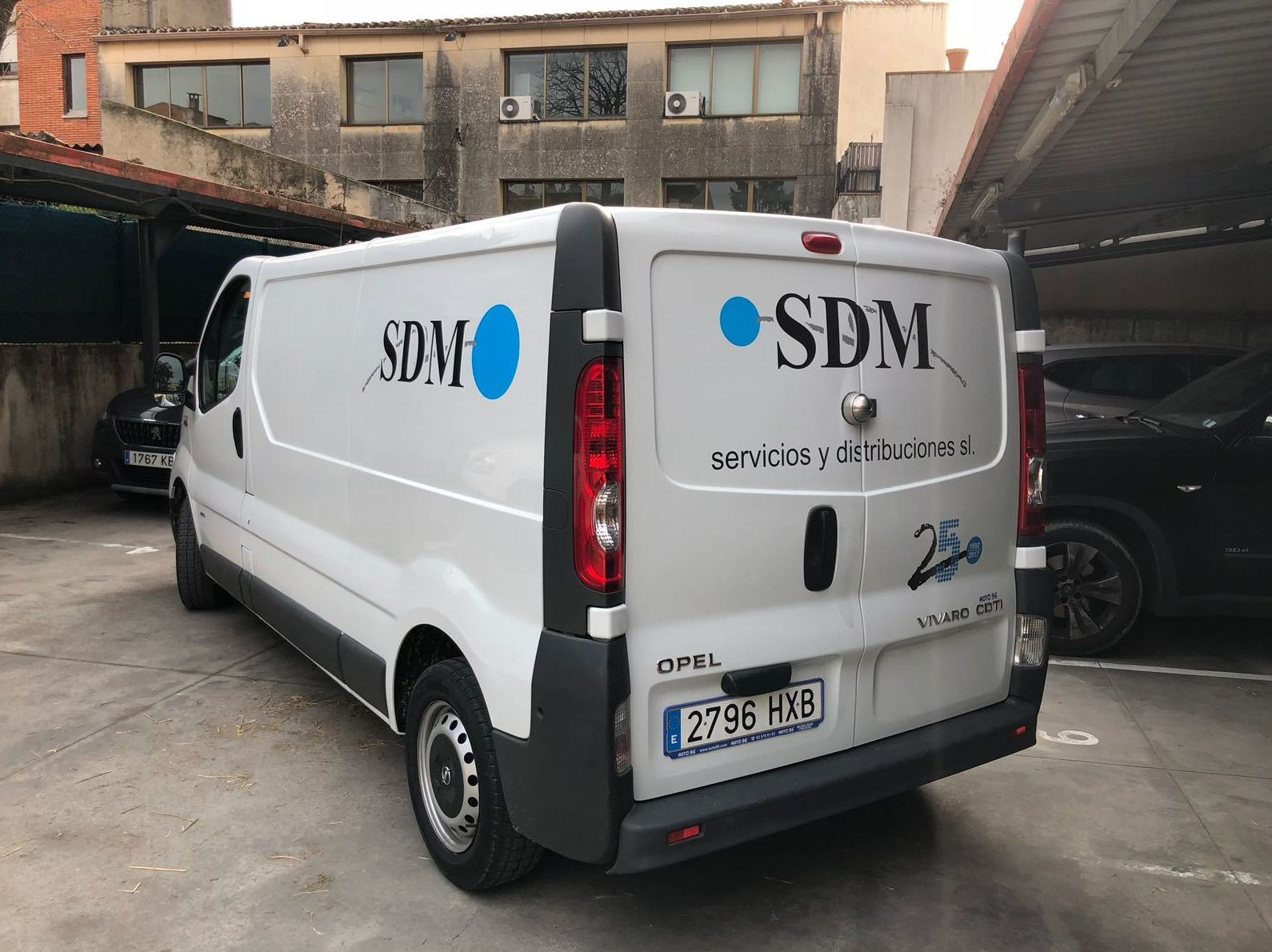 Foto 5 de Mensajería en Sant Celoni | Illa Transports