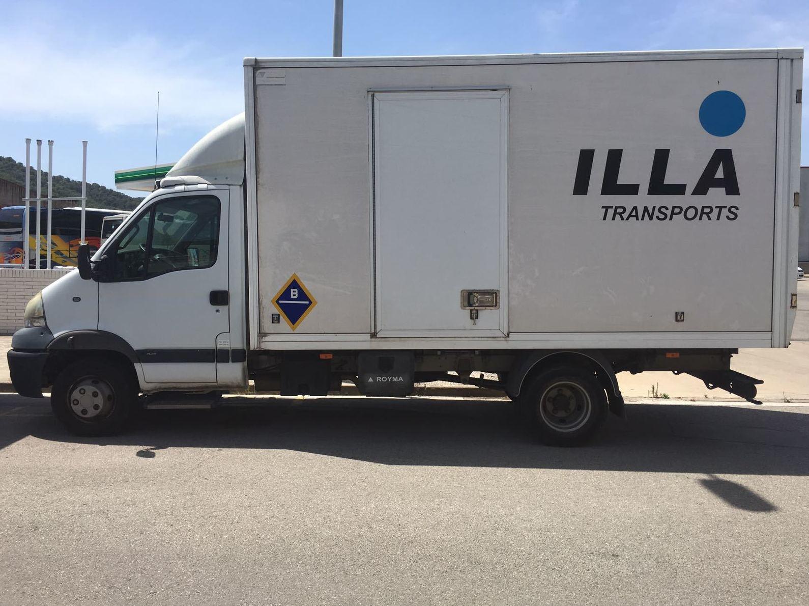 Foto 13 de Mensajería en Sant Celoni | Illa Transports