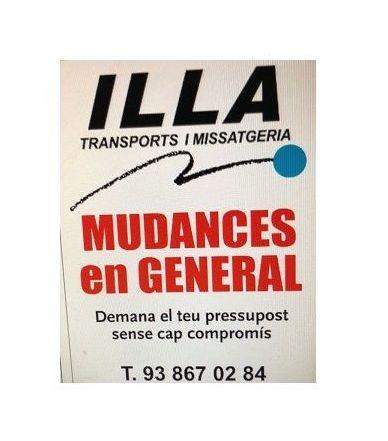 Foto 1 de Mensajería en Sant Celoni | Illa Transports