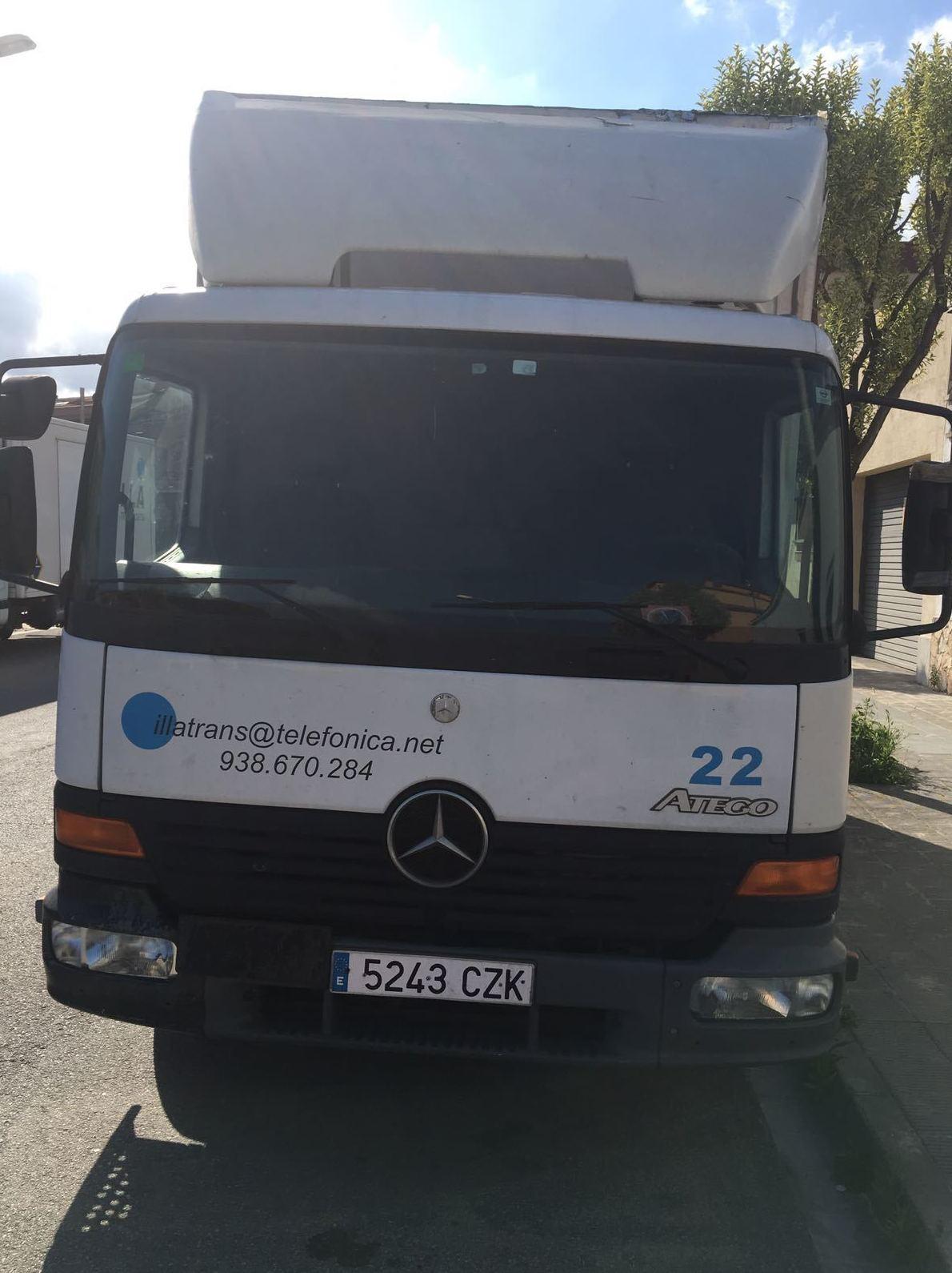 Foto 15 de Mensajería en Sant Celoni | Illa Transports