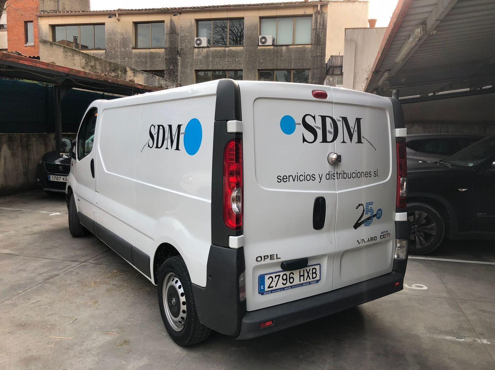 Foto 9 de Mensajería en Sant Celoni | Illa Transports