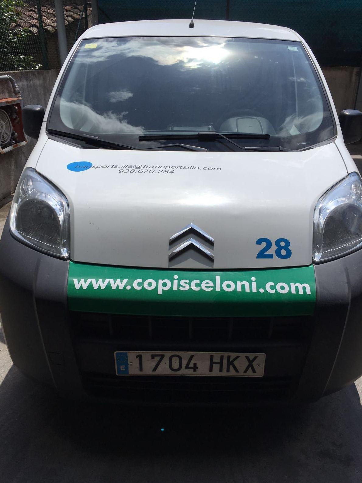 Foto 27 de Mensajería en Sant Celoni | Illa Transports