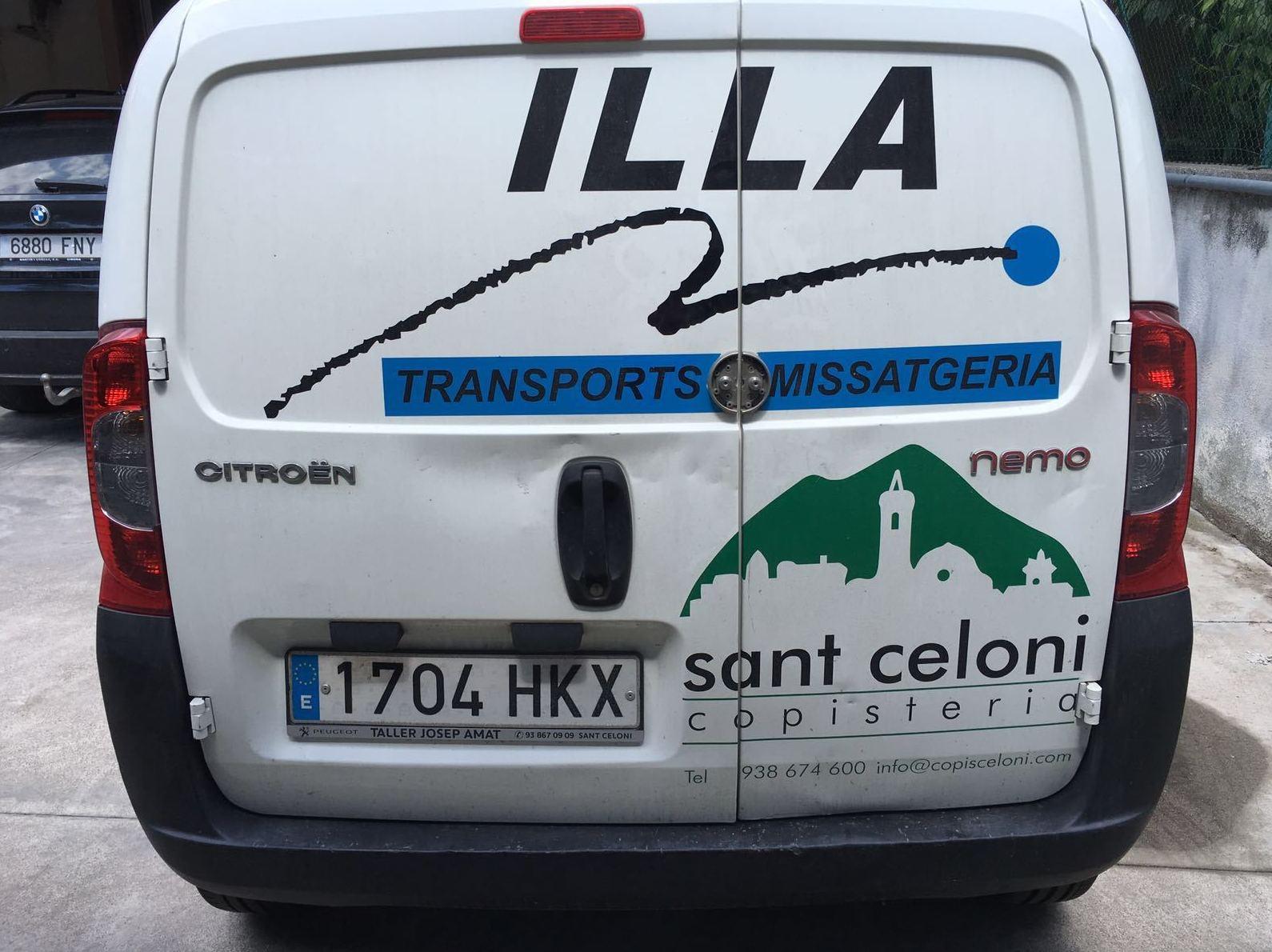 Foto 28 de Mensajería en Sant Celoni | Illa Transports