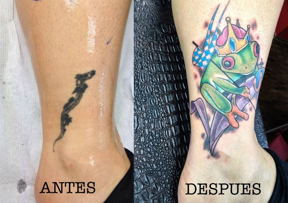 Tatuajes y repasos Alcorcón