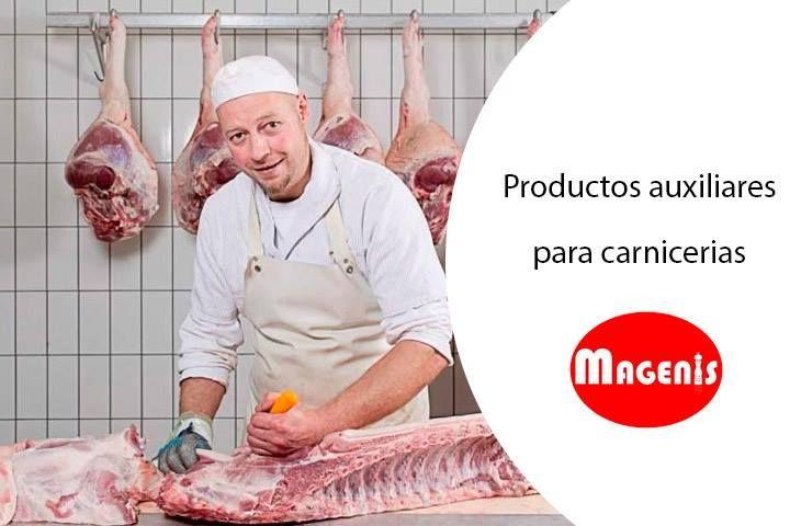 Productos auxiliares para carnicería en Sevilla