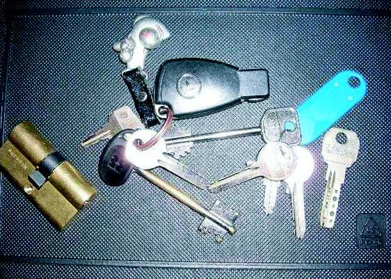 Amaestramiento de llaves