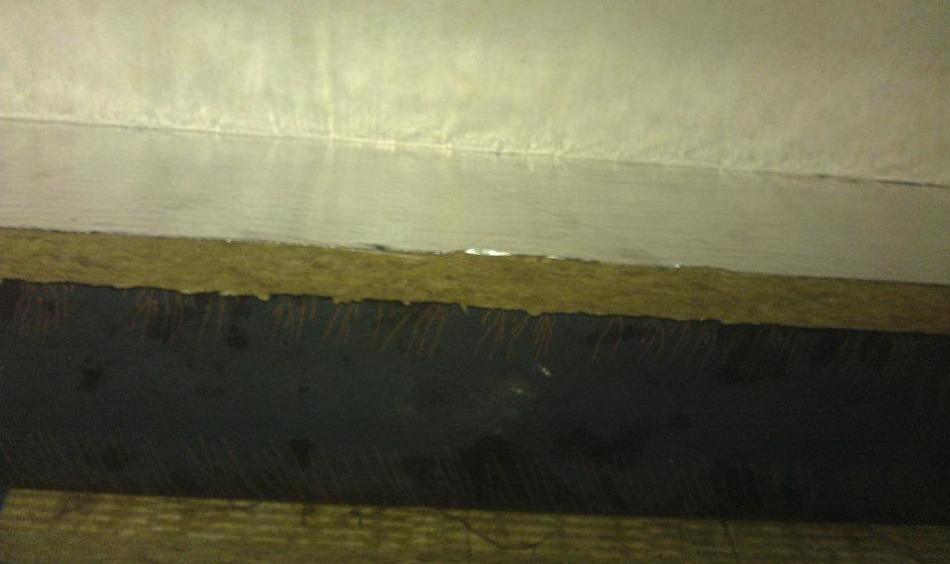Panel rígido de lana de roca Barcelona