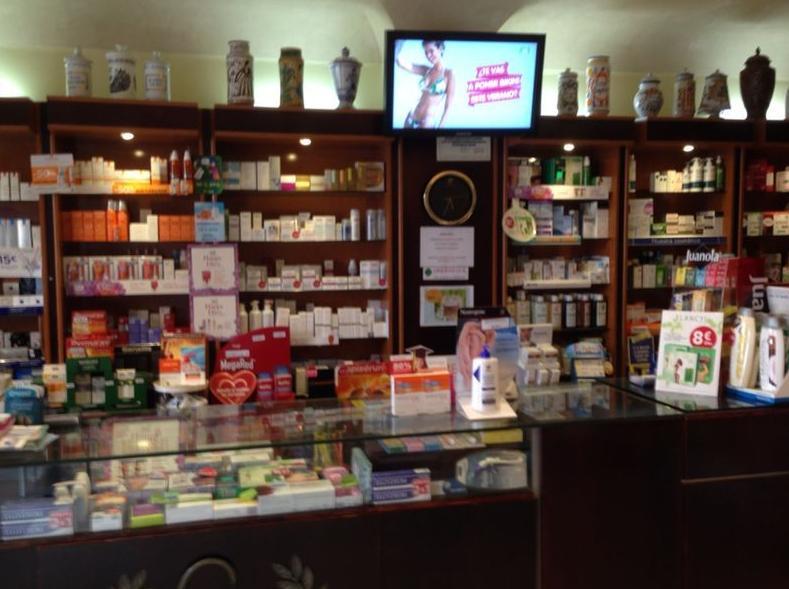 Foto 4 de Farmacias en Ciudad Real | Farmacia Rosario Romero