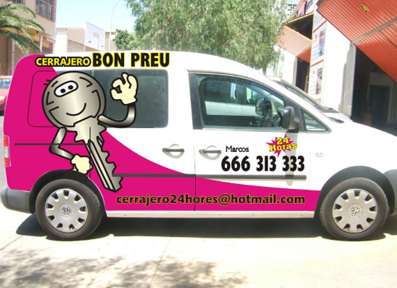 Foto 3 de Cerrajería en Palma de Mallorca | Bon Preu Cerrajero