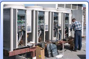 Instalación, mantenimiento, reparación: Servicios de Megafrío Climatización