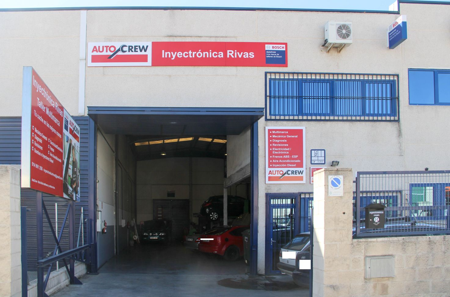 Foto 4 de Talleres de automóviles en Rivas-Vaciamadrid | Inyectrónica Rivas