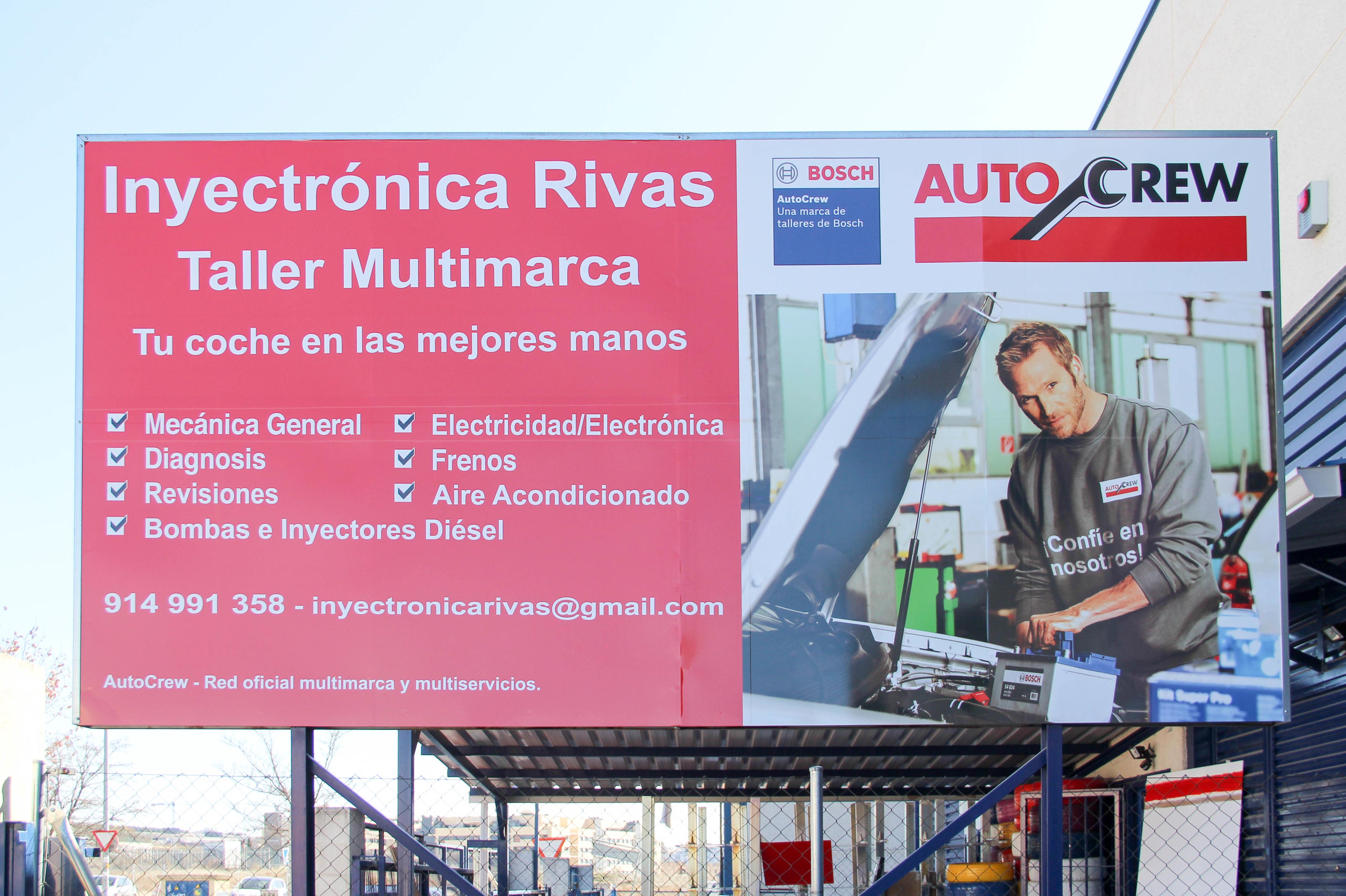 Foto -1 de Talleres de automóviles en  | Inyectrónica Rivas