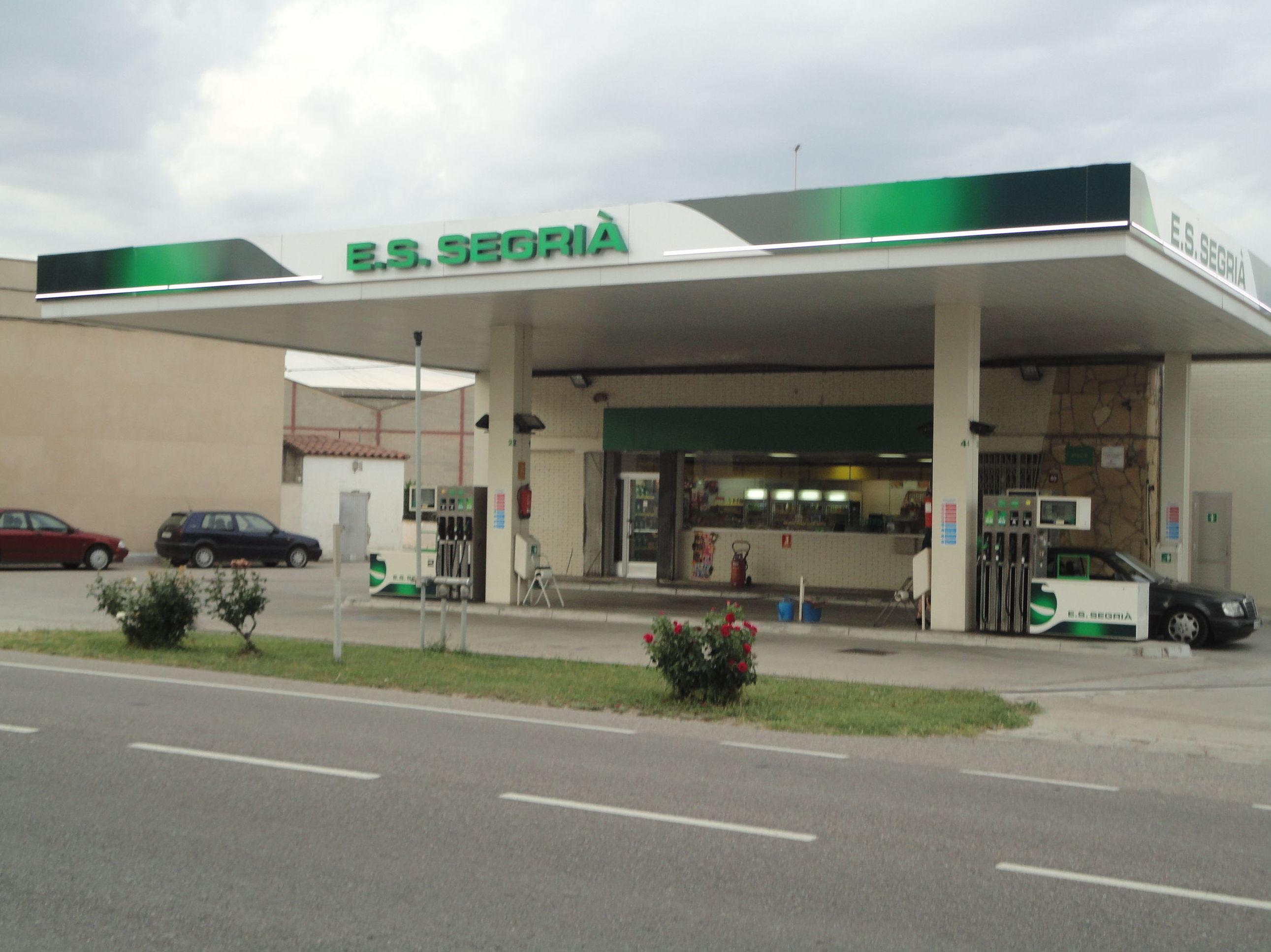 Foto 12 de Gasóleo en  | Estació de Servei Segrià