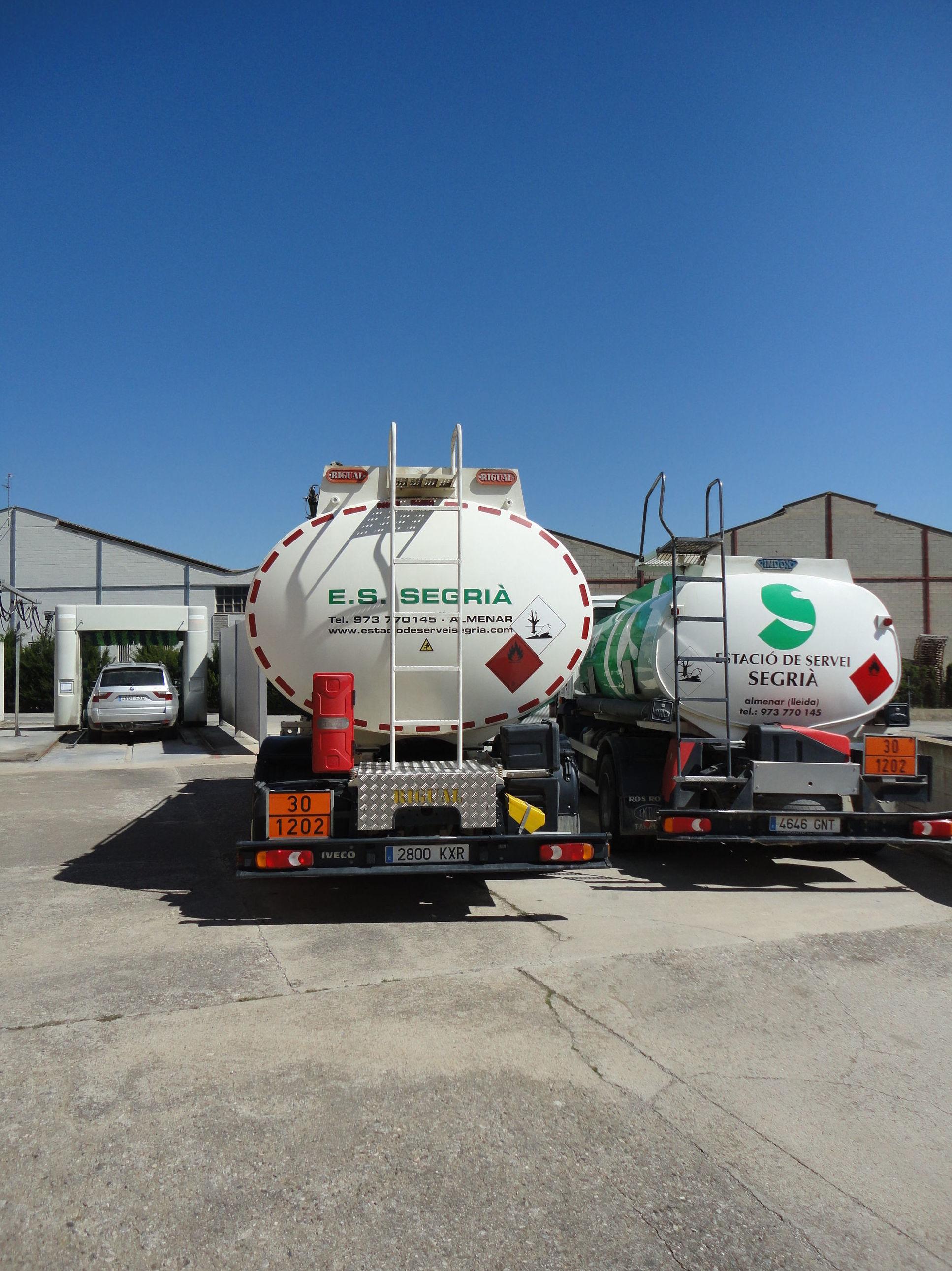 Foto 8 de Gasóleo en Almenar   Estació de Servei Segrià