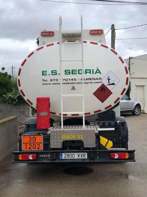 Foto 10 de Gasóleo en Almenar | Estació de Servei Segrià