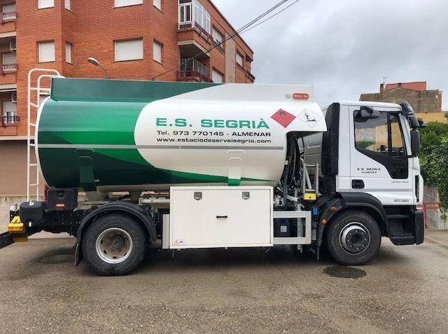 Foto 14 de Gasóleo en Almenar | Estació de Servei Segrià