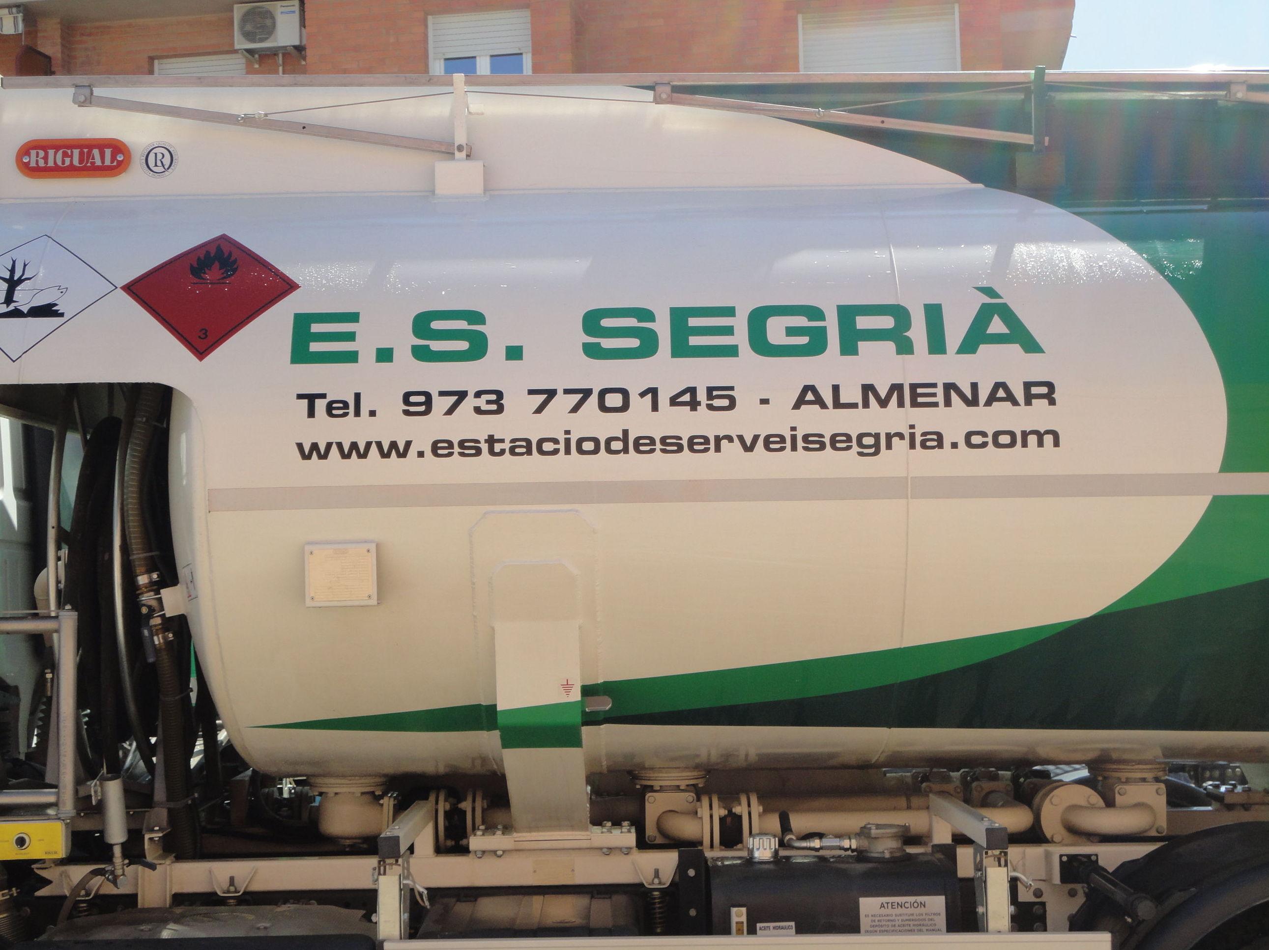 Foto 7 de Gasóleo en Almenar | Estació de Servei Segrià