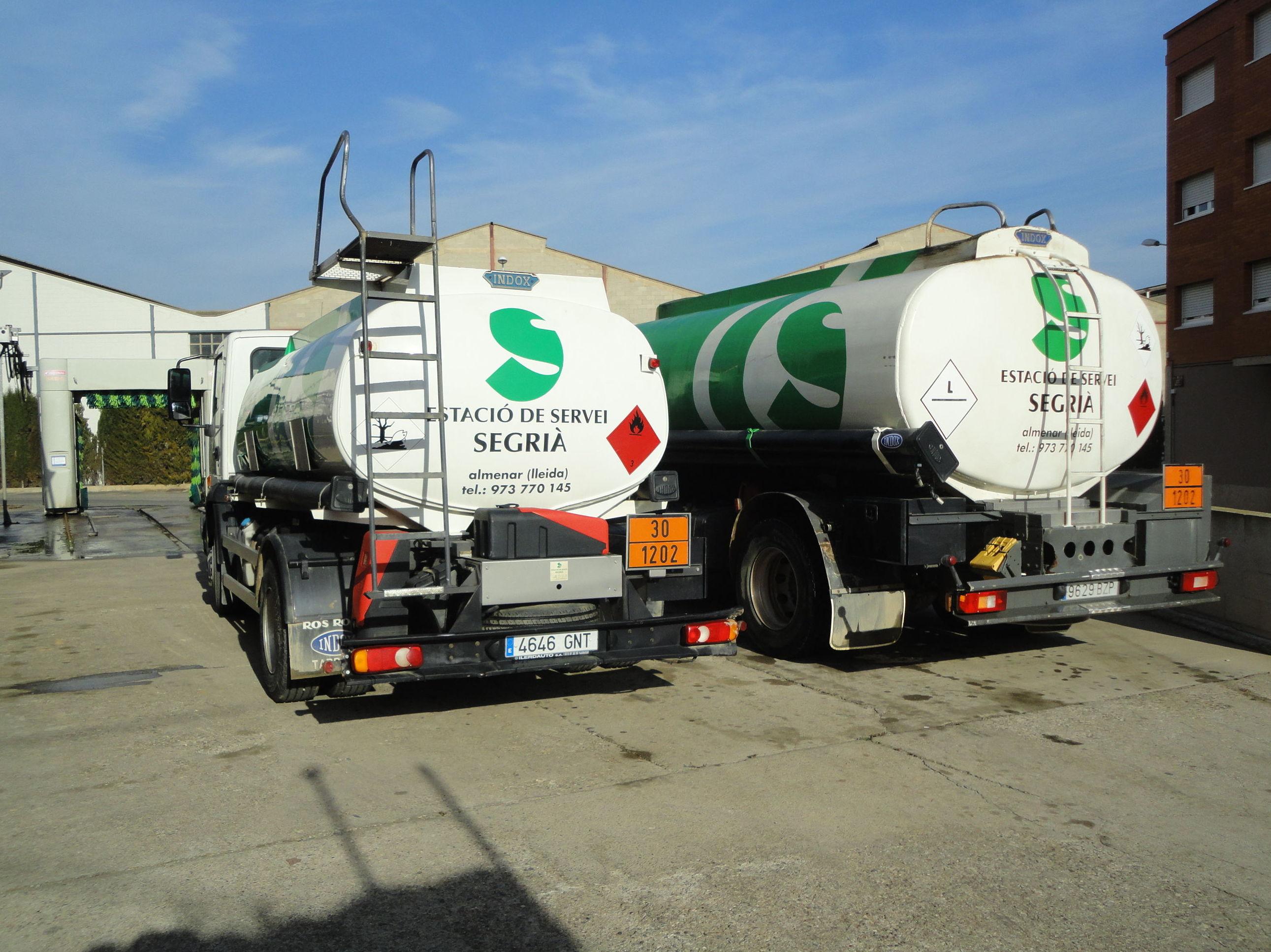 Foto 2 de Gasóleo en  | Estació de Servei Segrià