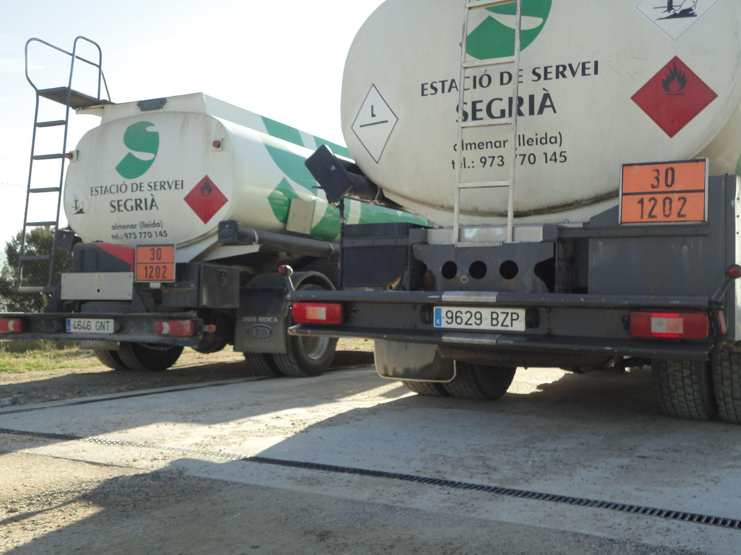 Foto 10 de Gasóleo en  | Estació de Servei Segrià