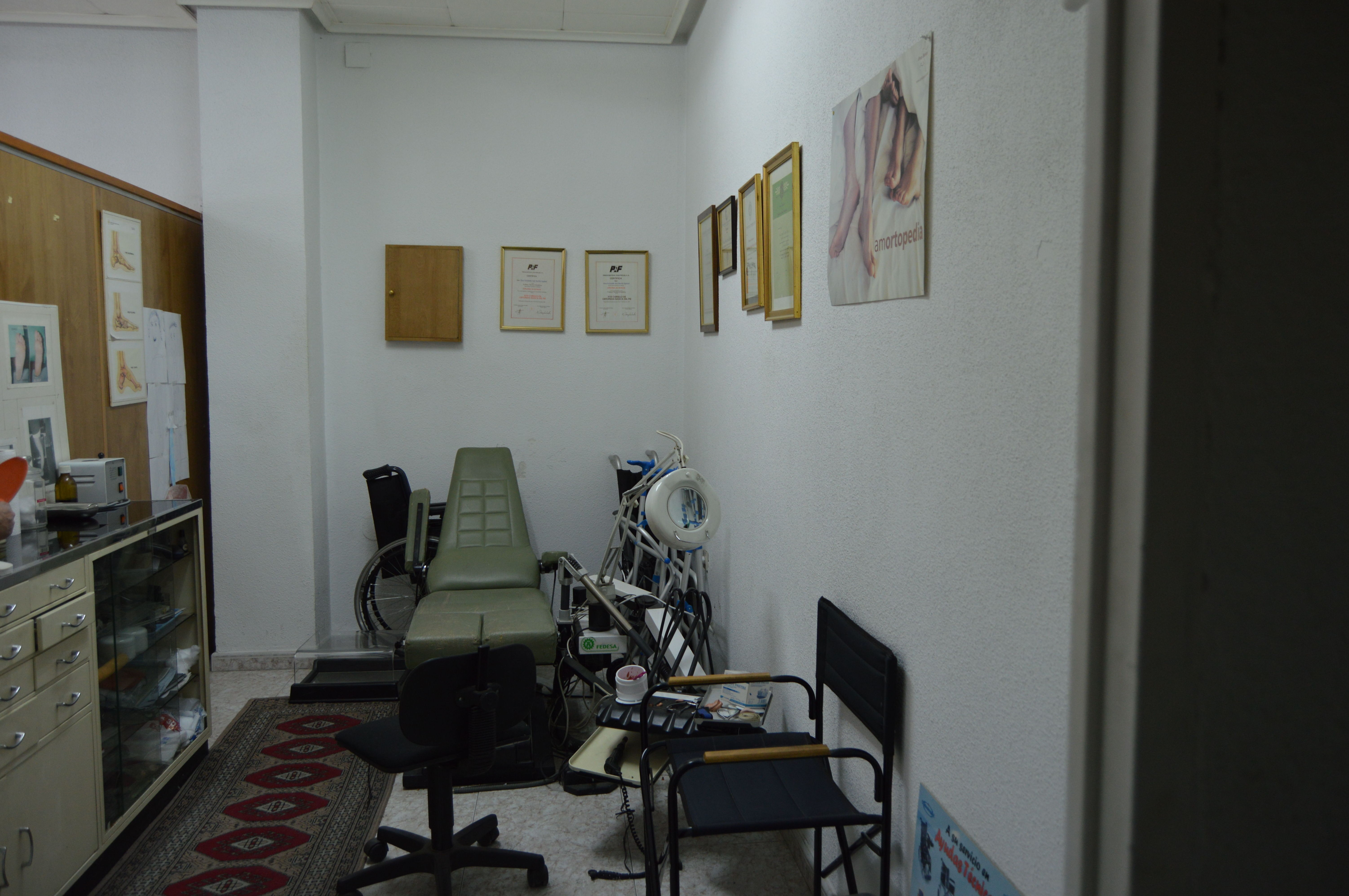 Ortopedia en Móstoles