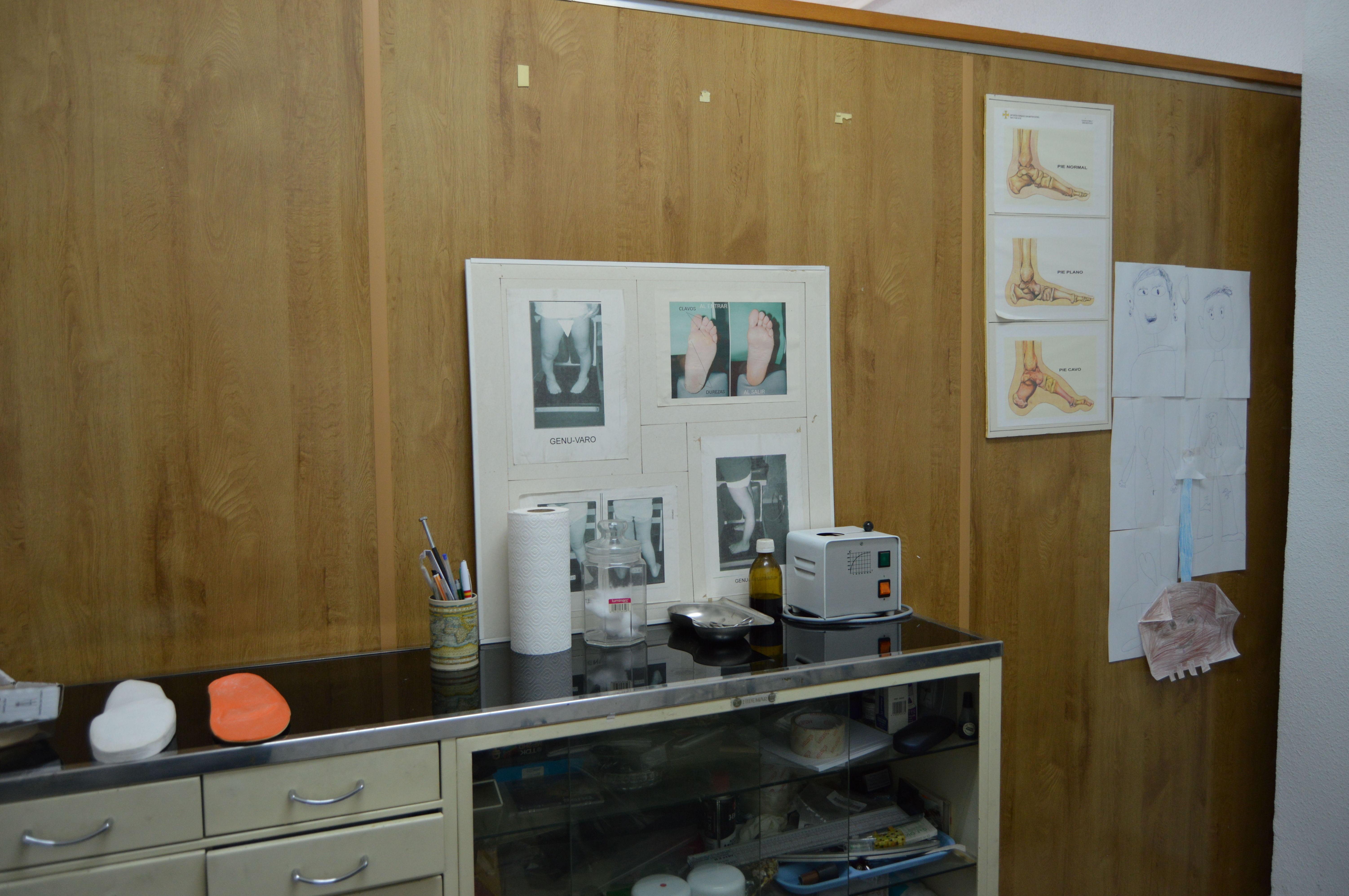 Plantillas ortopédicas Móstoles