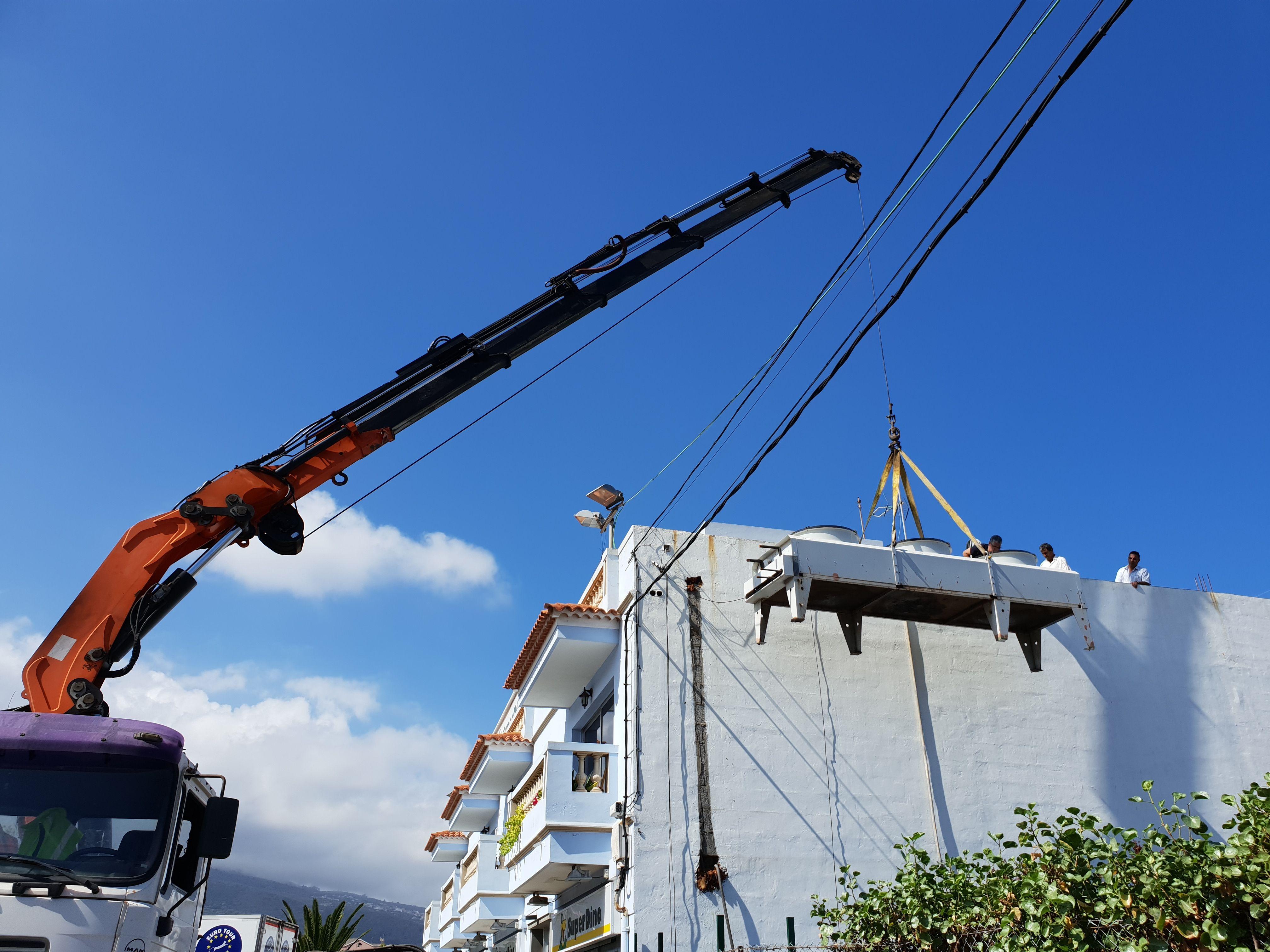 Foto 91 de Mantenimiento industrial en Icod de los Vinos | AGM Reparaciones y Mantenimientos