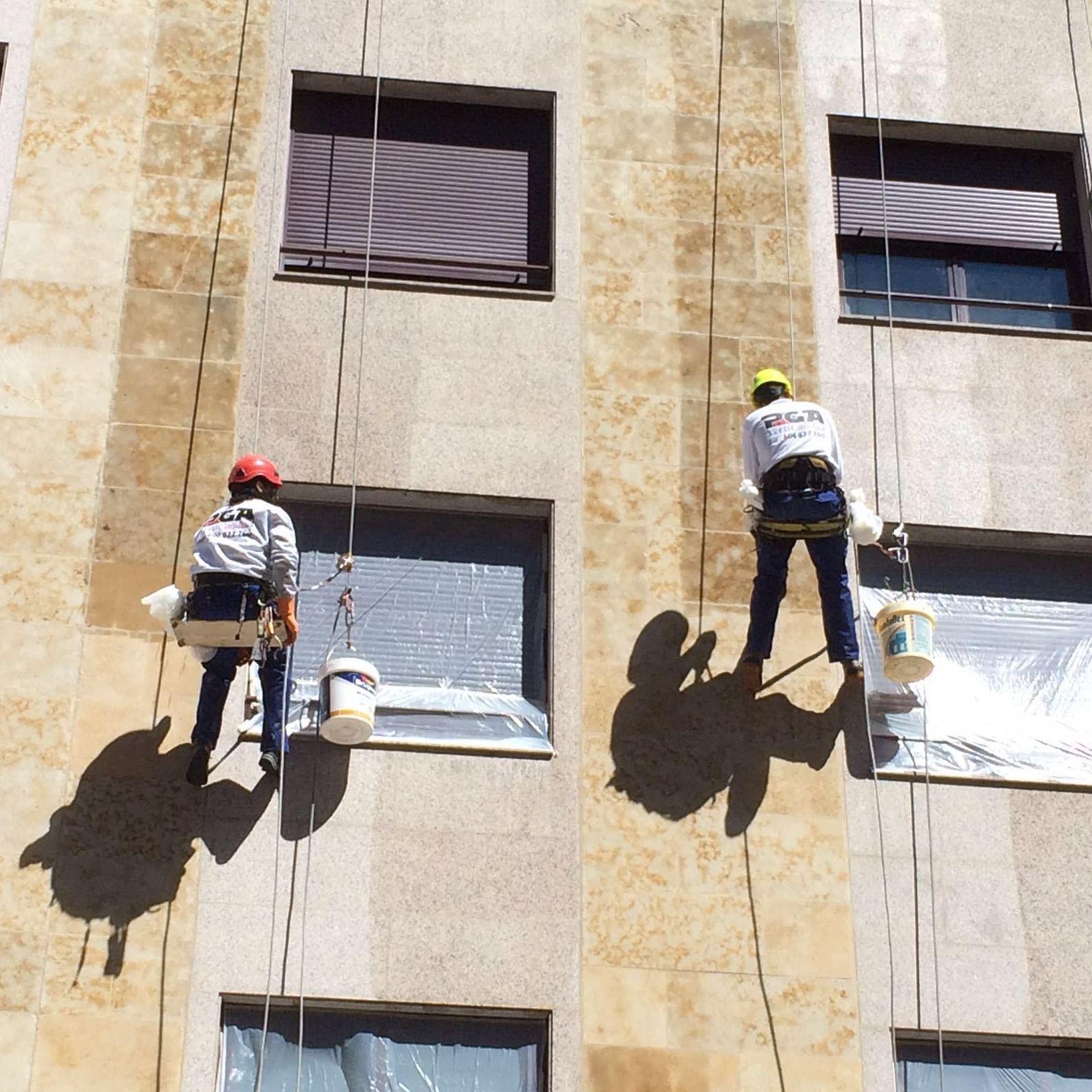 Rehabilitación de fachadas Salamanca