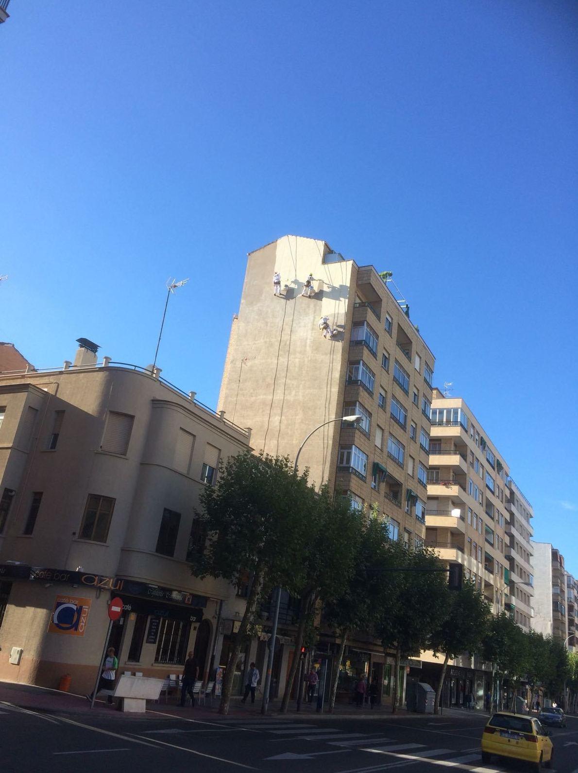 Rehabilitación de edificios Salamanca