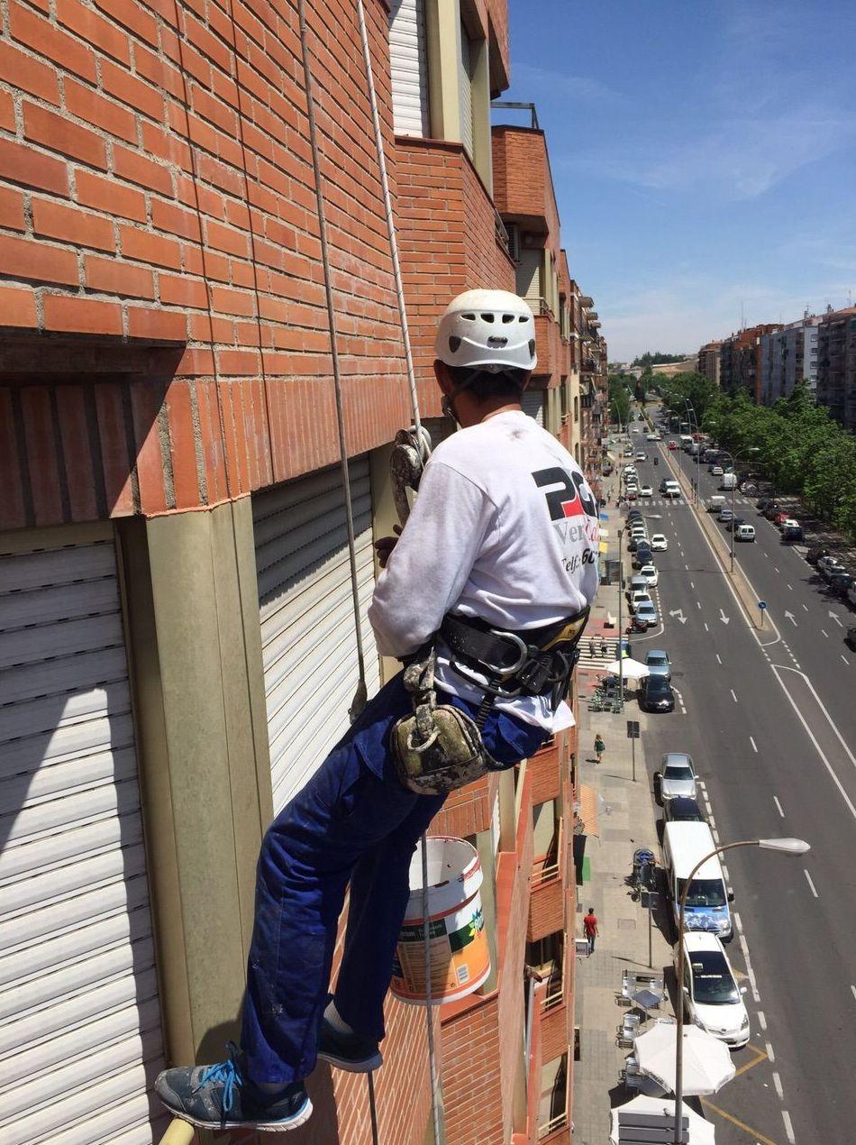 Foto 31 de Trabajos verticales en  | PGA Verticalidad