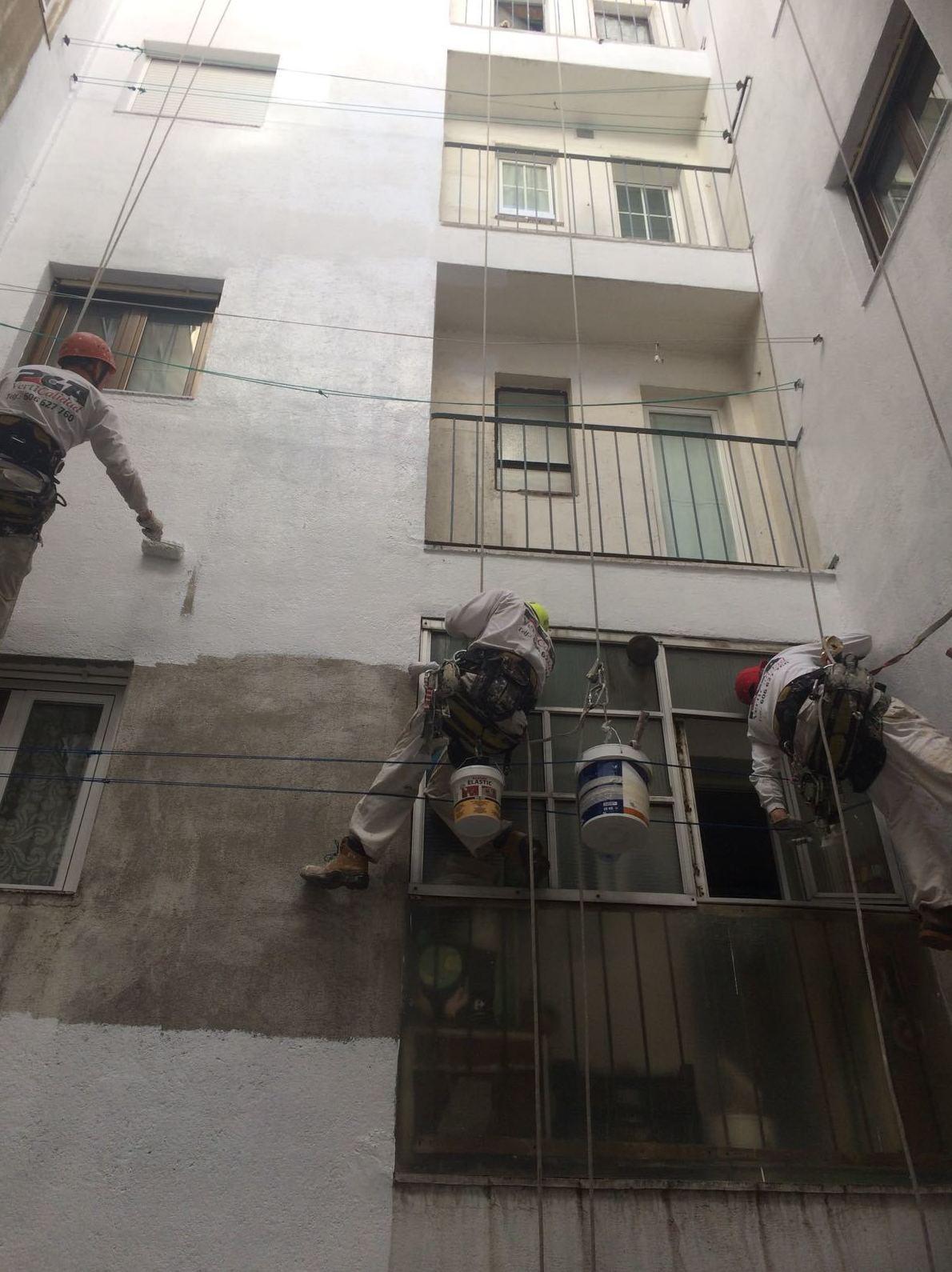 Pintores en altura Salamanca