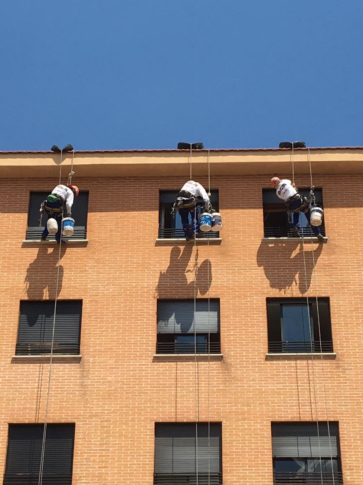 Foto 94 de Trabajos verticales en  | PGA Verticalidad