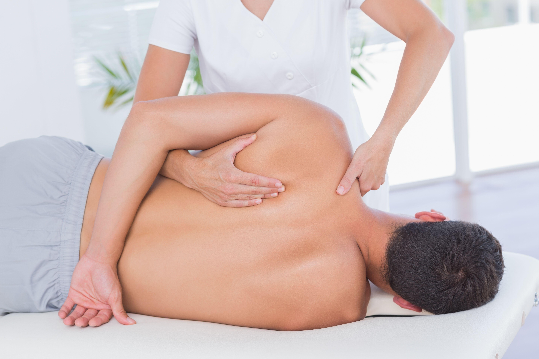 Centro de masajes descontracturantes en Fuenlabrada