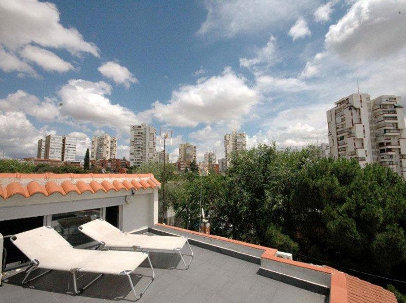 Reforma de terraza en vivienda