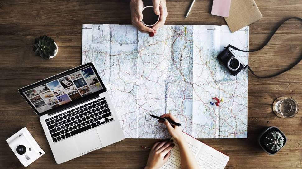 Aplicaciones para planear una escapada colaborativa en Semana Santa