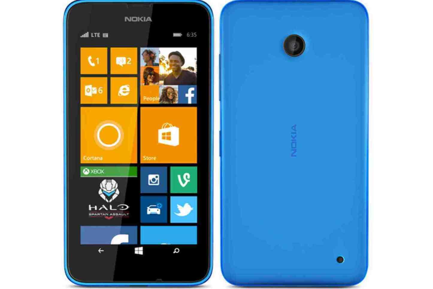NOKIA 635: Productos y servicios de Creative Mobile