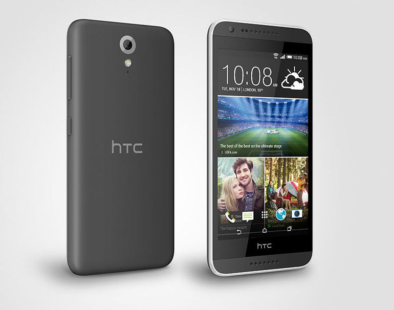 HTC DESIRE 620: Productos y servicios de Creative Mobile