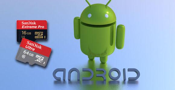 Android 6.0 permitirá convertir una tarjeta microSD en la memoria interna de tu smartphone