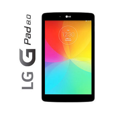 TABLET LG PAD 8.0 4G
