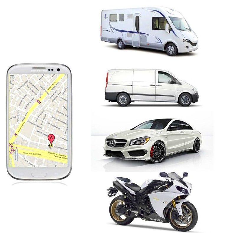 LOCALIZADOR GPS: Productos y servicios de Creative Mobile