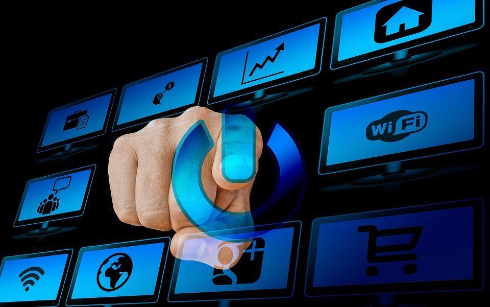 Digitalización de empresas: Servicios de RUBITEL