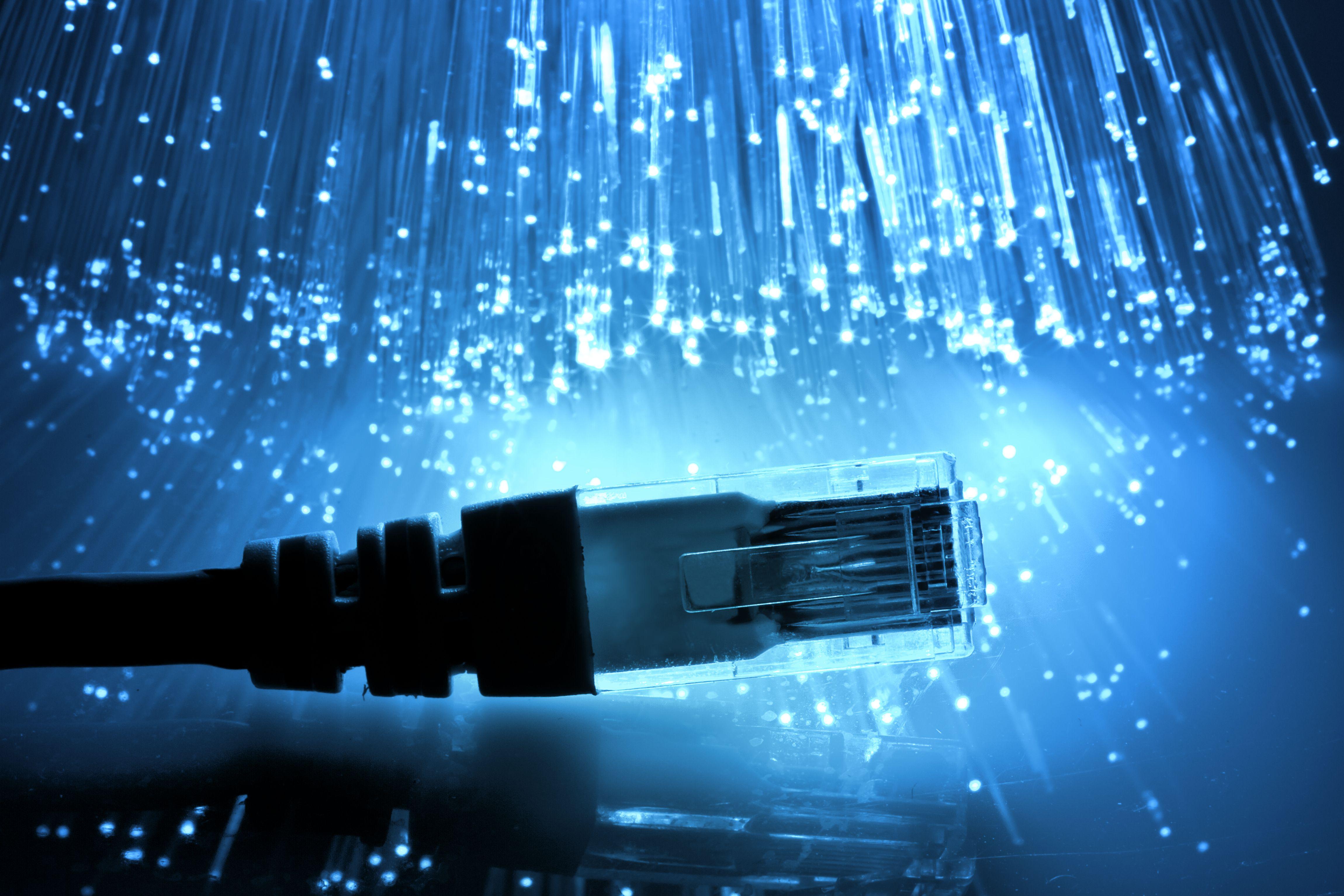 Servicios Vodafone de fibra óptica