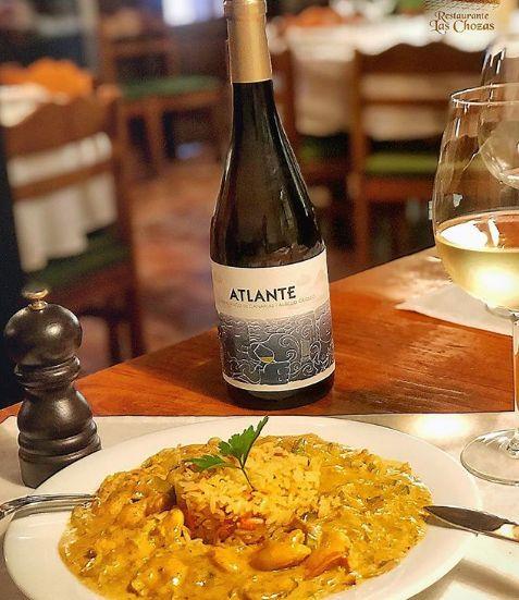 Restaurante con amplia carta de vinos en Tenerife