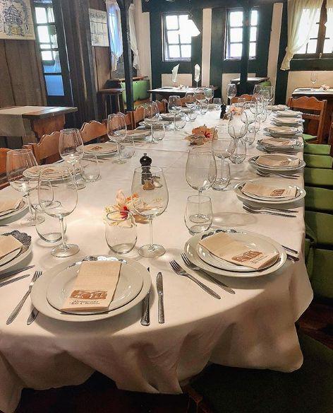 Restaurante para comidas familiares o de empresa en Tenerife