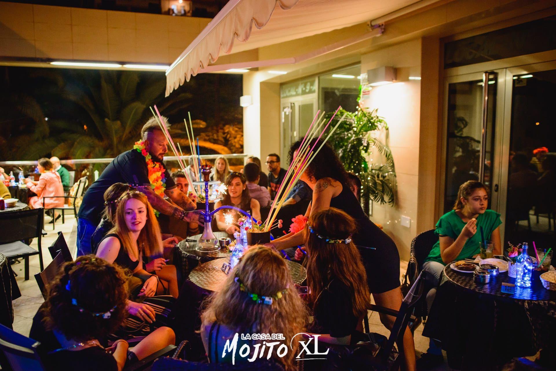 Book a party room in Los Cristianos