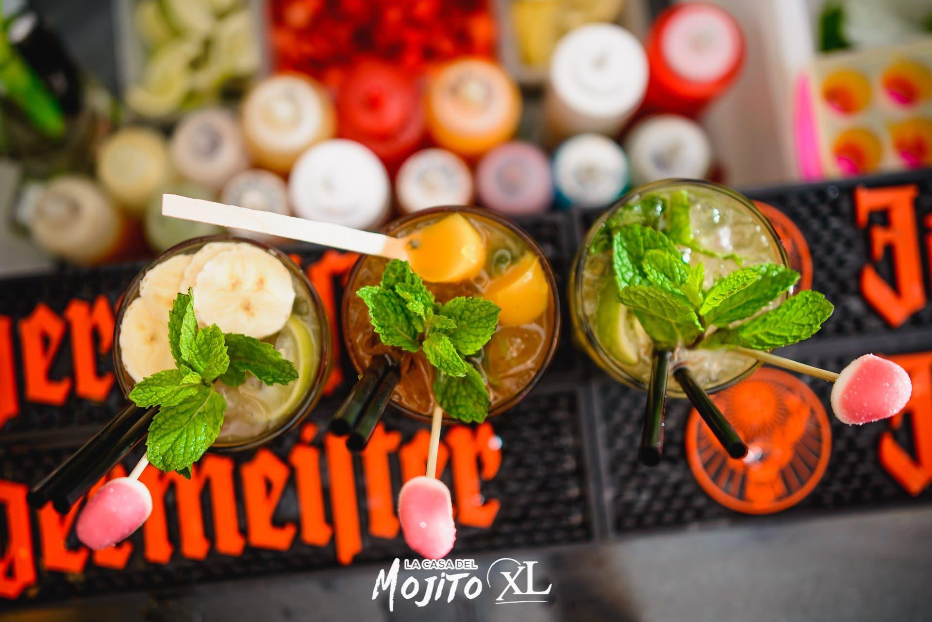The best mojitos in Los Cristianos